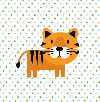 Tiger Gift Card - 15 best images about silhouttes on pinterest foxes neon and cartoon