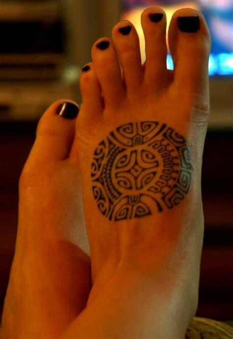 round mystical symbol polynesian tattoo polynesian tattoos