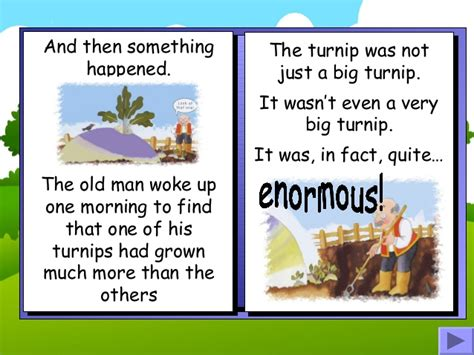 book of big advice for an easier books the turnip story book