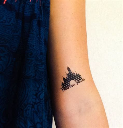 disney castle tattoo disney castle silhouette www pixshark