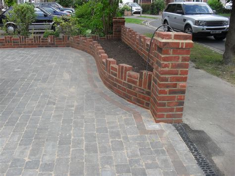 brick planter gardens google search bricks pinterest