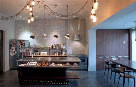 cuisine au chagne 10 inspirations pour une cuisine industrielle
