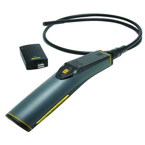 borescope inspection general tools dcs100 wireless usb borescope