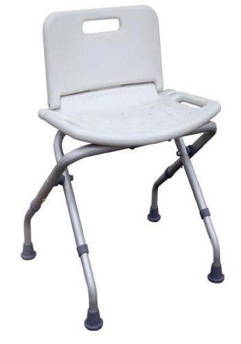 portable shower bench medmobile portable folding shower bench with back coconuas51