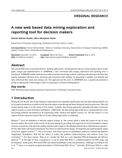 (PDF) A new Web Based Data Mining Exploration and