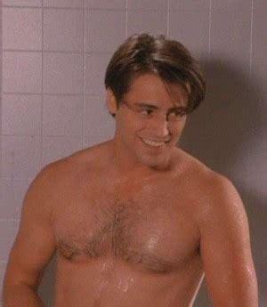 matt leblanc shirtless hunk joey tribbiani underwear photo