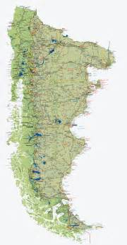 map of south america patagonia road map of patagonia patagonia is a sparsely populated