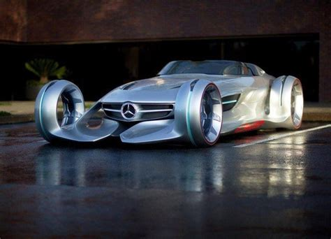 mercedes silver lightning 2011 mercedes silver arrow concept quot silver lightning