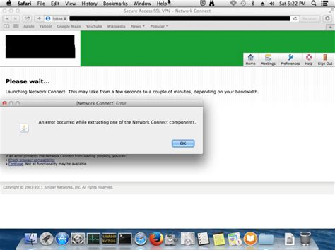 how to uninstall juniper network connect on mac connections to juniper network connect vpn failing in