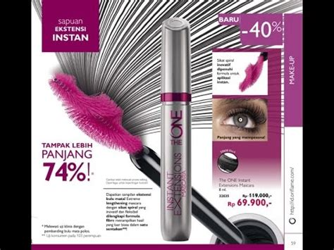 Mascara The One the one instant extensions mascara black 32035