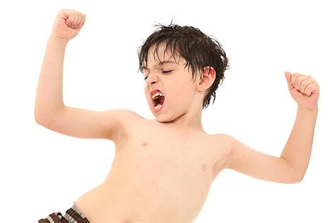 little boy flexing bicep 5 reasons why knowing your strengths is important bit