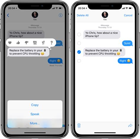 iphone messages how to copy an sms or imessage on your iphone