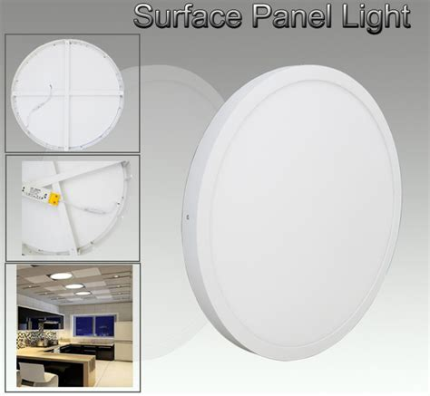 Oscled Mzpbd8r Surface Panel Light 18w 6w 12w 18w 25w ultra thin slim led surface mounted panel light ceiling l dimmable