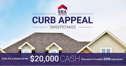 20000 Grocery Giveaway - hgtv curb appeal sweepstakes win 20 000 cash go sling