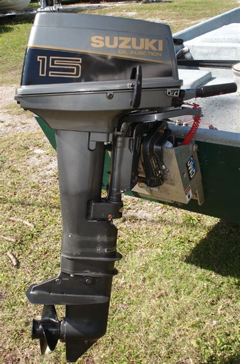 Suzuki 15 Hp Outboard Manual Suzuki Outboards For Sale