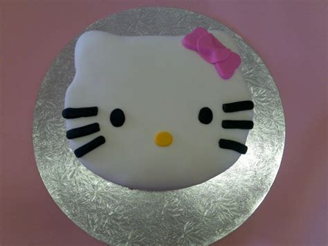 hello kitty cake template