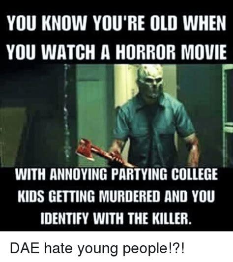 Horror Movie Memes - funny horror movie memes of 2017 on sizzle freddy