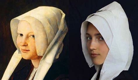 people  recreating famous artworks