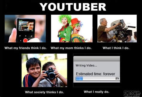 memes that perfectly describe being a youtuber synoply