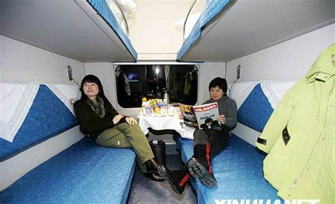 China Soft Sleeper by China Photo Interior Pictures Of Sleeper And