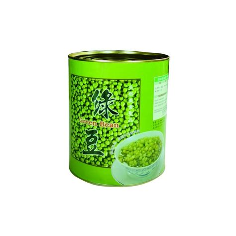 Shelf Of Canned Green Beans by Canned Mung Bean Hong Kong Coffee Tea Manufacturer