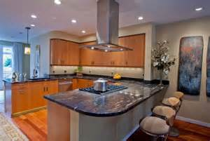 range in island kitchen how a beautiful kitchen island can change the decor