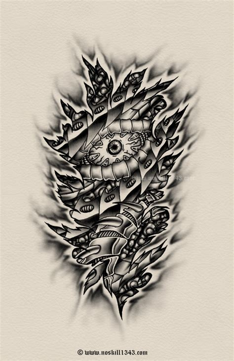 tattoo templates for photoshop biomechanical tattoo designs by noskill1343 on deviantart