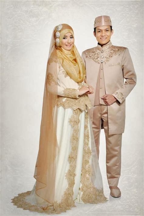 Gamis Syari Bridal syar i wedding khimar muslimbride muslim wedding