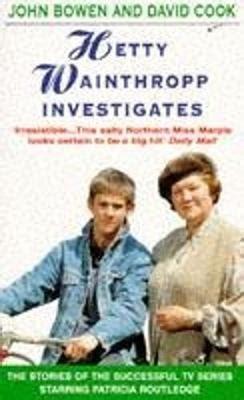 theme music hetty wainthropp investigates hetty wainthropp investigates book by david cook john