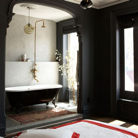 White And Black Bathroom Ideas Black And White Vintage Bathroom Ideas Home Designs Project