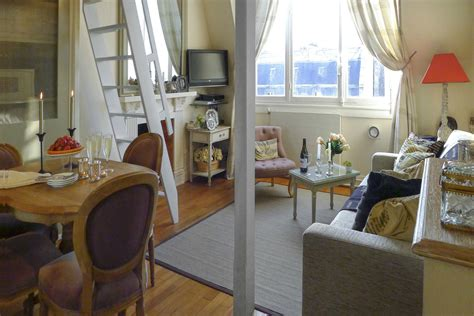 book studio apartment  rent  paris paris perfect
