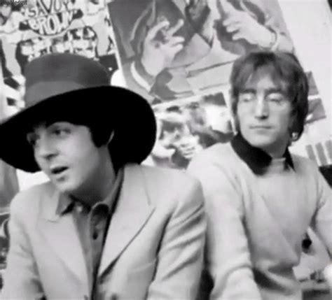 Did Paul Mccartney Really Send Flowers by The Beatles Mmt Documentary Gif Find On Giphy