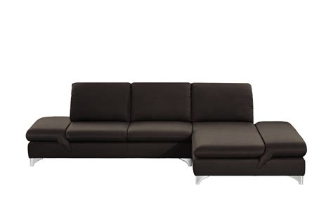 sofa breite ottomane ecksofa saraa breite h 246 he 84 cm braun kaufen bei