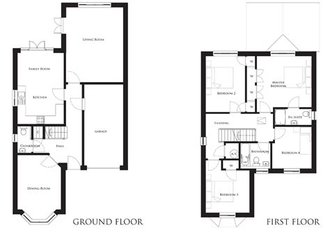 blueprint home design understanding blueprints floor plan symbols for house