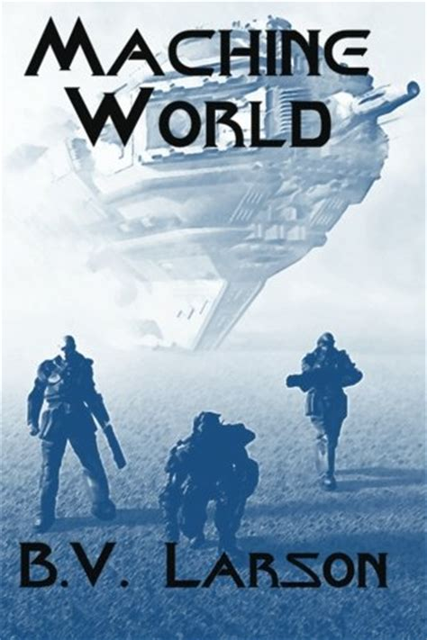 blood world undying mercenaries series books biography of author b v larson booking appearances