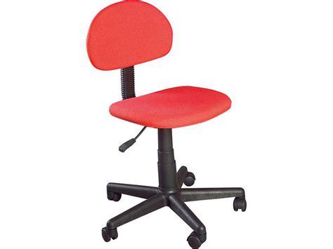 chaise bureau enfant conforama chaise dactylo
