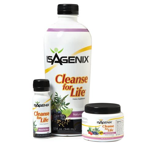 Is The Cleaner Detox Gluten Free by How Isagenix Fits Into Your Gluten Free Lifestyle Isafyi