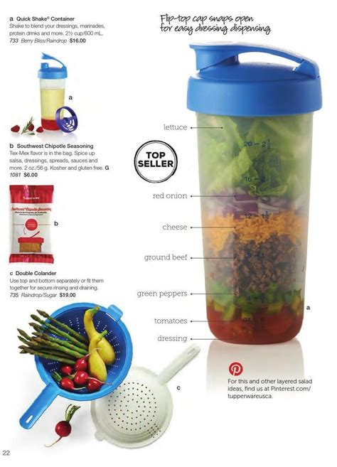 Tupperware Summer summer 2015 catalog us catalog and summer