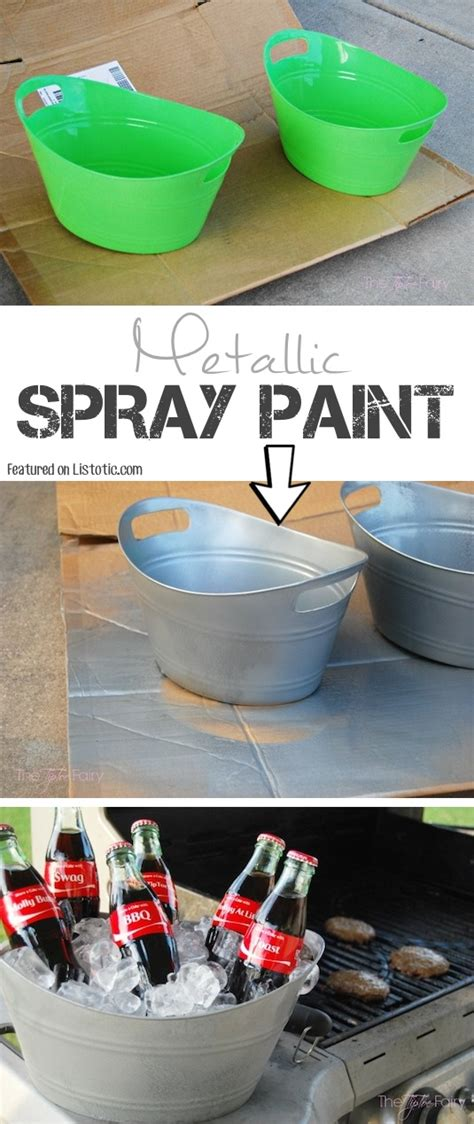 Spray Paint Design Ideas by 29 Easy Spray Paint Ideas That Will Save You A Ton Of Money