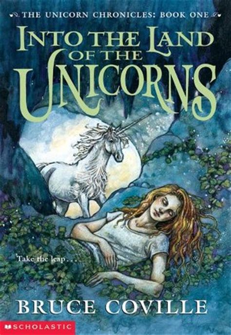 pictures into books into the land of the unicorns unicorn chronicles 1 by