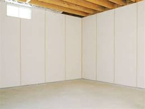 easy basement wall insulation panels best basement wall