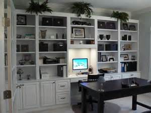 Built In Office Desk Plans Custom Made Office Cabinets Entertainment Center By The Woodworking Shop Llc Custommade