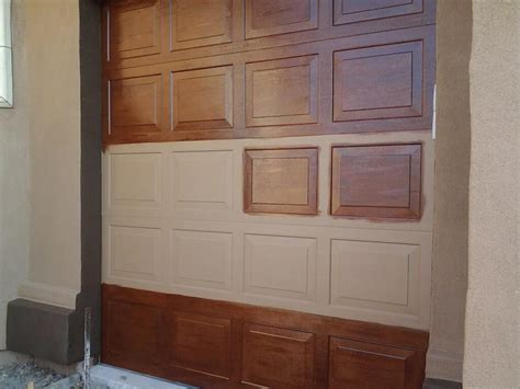 Garage Door Faux Wood Kid Friendly Luxury Home Faux Wood Garage Doors