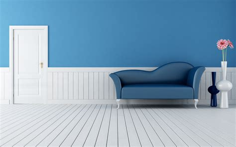 interior blue blue sofa wallpapers and images wallpapers pictures photos