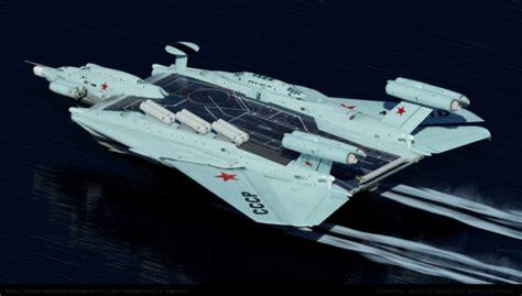 Pesawat Ak cakrawala militer foto ide gila rusia membangun kapal