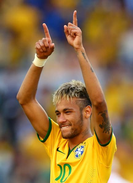 namar jr hairc neymar photos photos brazil v chile round of 16 2014