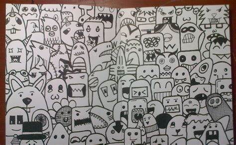 doodle angka contoh doodle pemula contoh soal2
