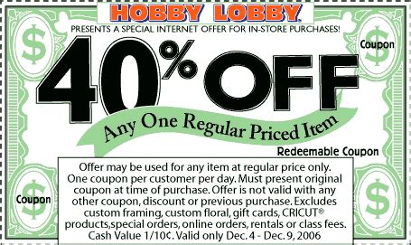 Hobby Lobby Gift Card Promo Code - printable coupon for hobby lobby 2017 2018 best cars reviews