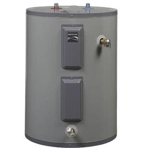 Water Heater Sharp kenmore electric water heater 38 gal 32926 sears