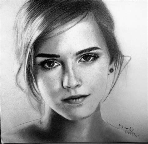 emma watson drawing emma watson drawing by missroxymfc on deviantart